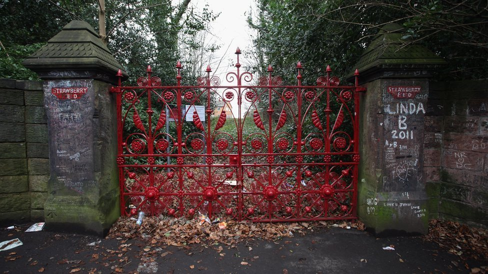 BBC News - Strawberry Field, inspiration for Beatles hit, to undergo revamp