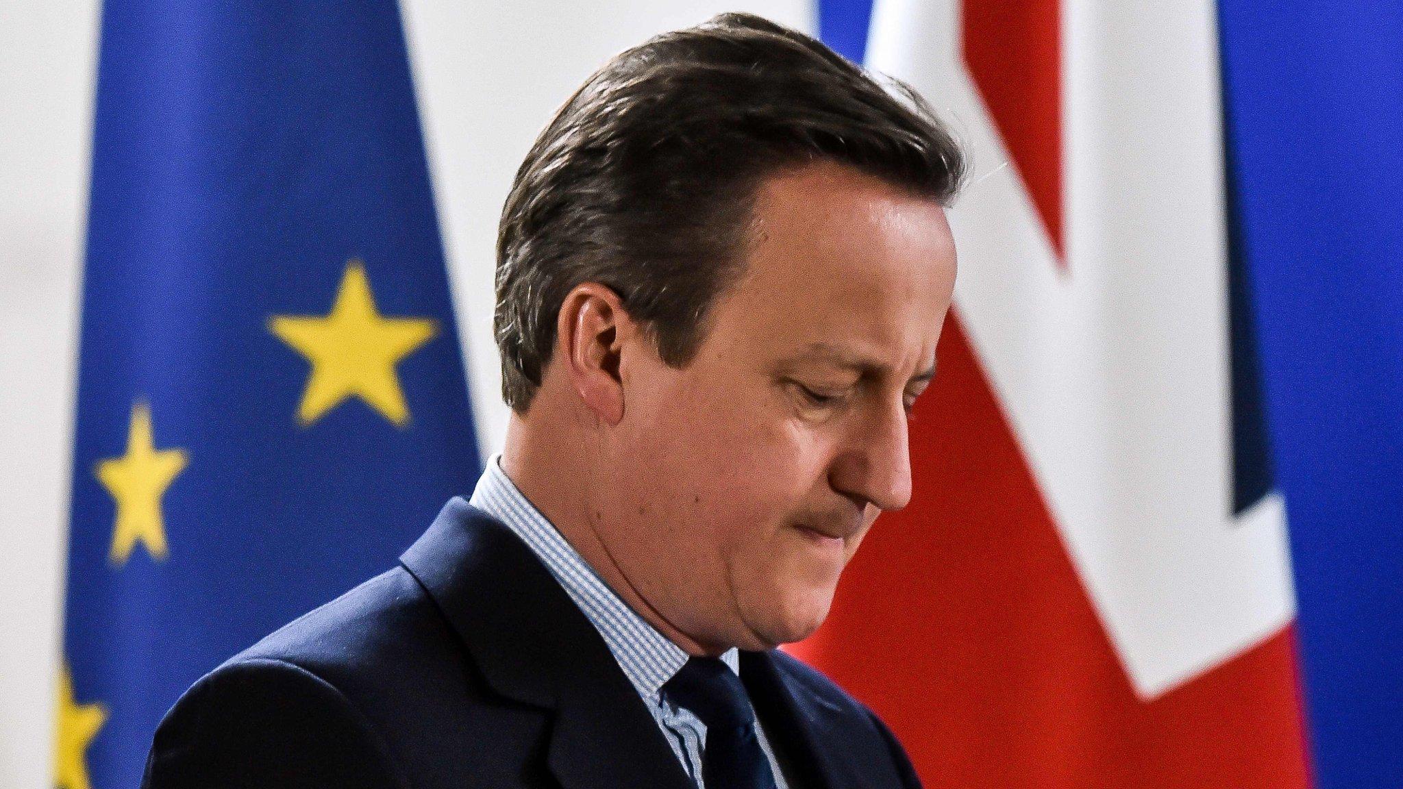 David Cameron: UK 'will not turn its back on Europe'
