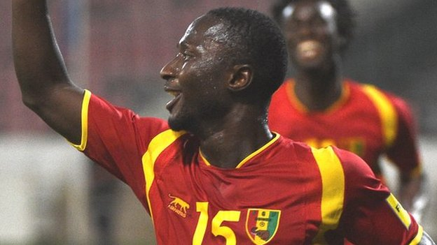 Africa Cup of Nations: Liverpool's Naby Keita in Guinea's provisional squad