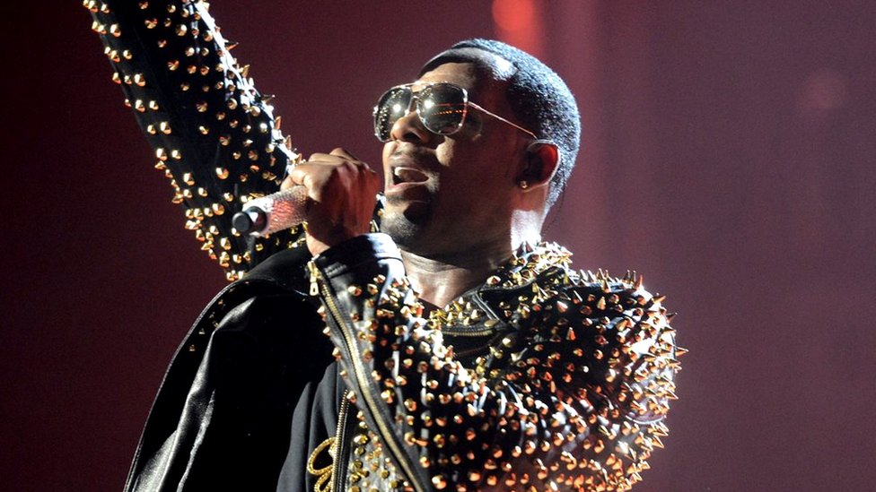R Kelly: Too late to stop my influence