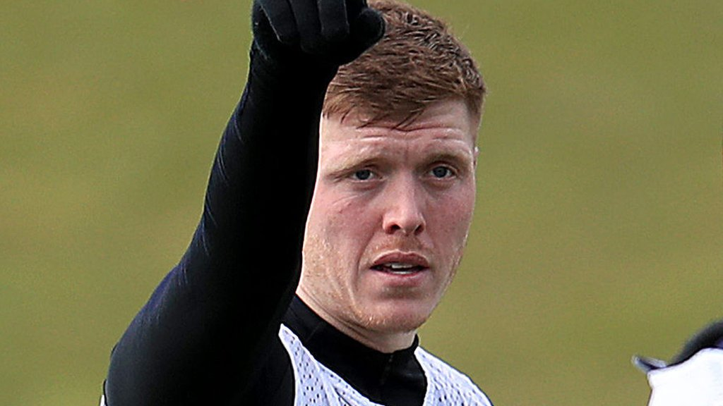 People won't know who I am - new England squad man Mawson
