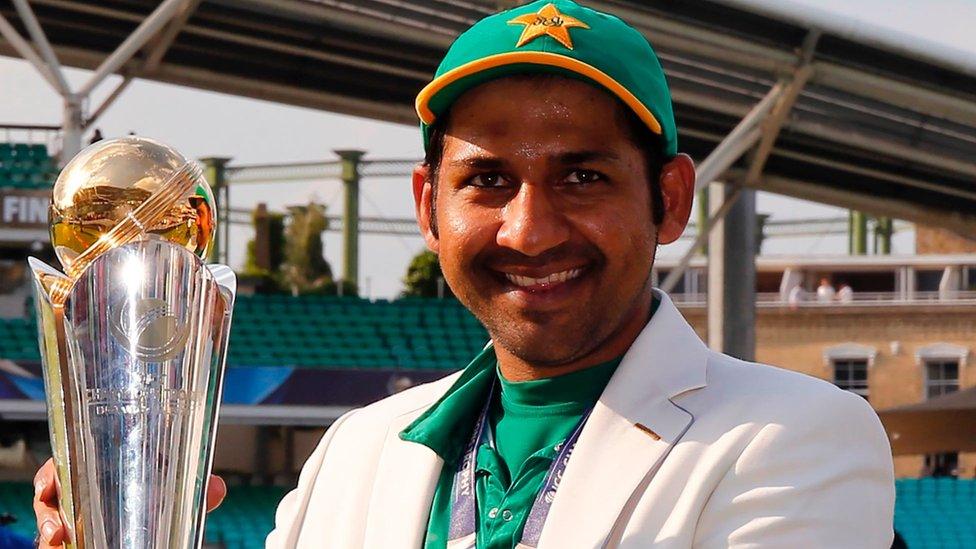 'امید ہے تمام ٹیمیں پاکستان آئیں اور ہمارے ساتھ کھیلیں: سرفراز احمد