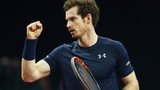 Andy Murray is ranked number two in the world