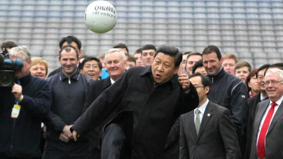 Ông Tập Cận Bình nay là 'hạt nhân' của Đảng Cộng sản TQ