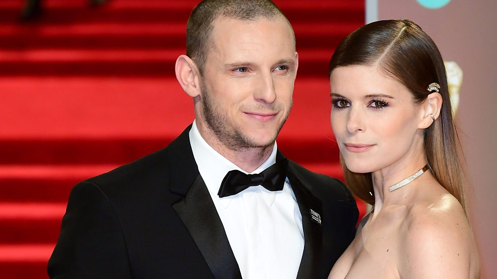 Baftas: What the stars were talking about on the red carpet