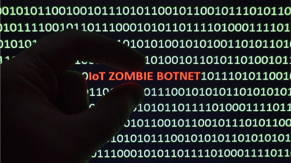 virus zombi