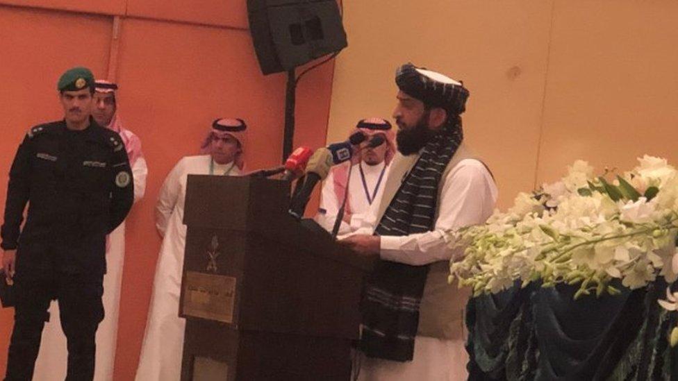 'طالب مشران حرمین ته سولې خبرو لپاره راوغواړئ'