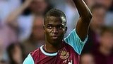West Ham United forward Enner Valencia