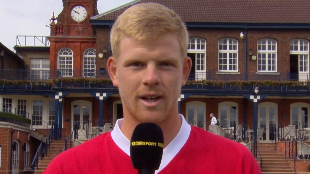 Wallpaper, late nights and Firmino over Salah: British number one Kyle Edmund's life as a Liverpool fan