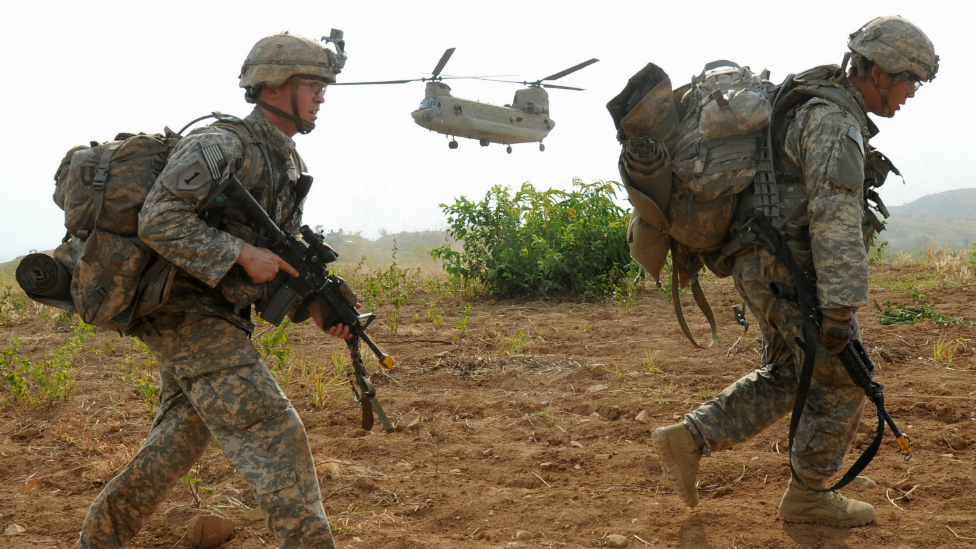 The US Army is planning to reduce the size of its force by 40,000 soldiers over the next two years, according to US media reports.