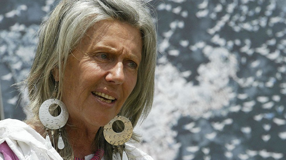 Kuki Gallmann shot and wounded at Kenya conservation park