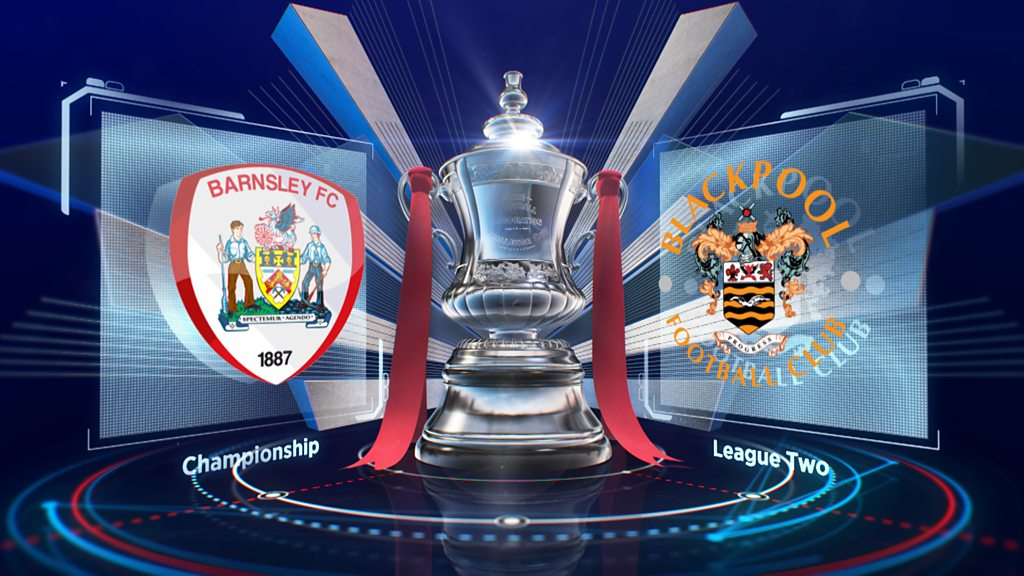 FA Cup: Barnsley 1-2 Blackpool (aet) highlights
