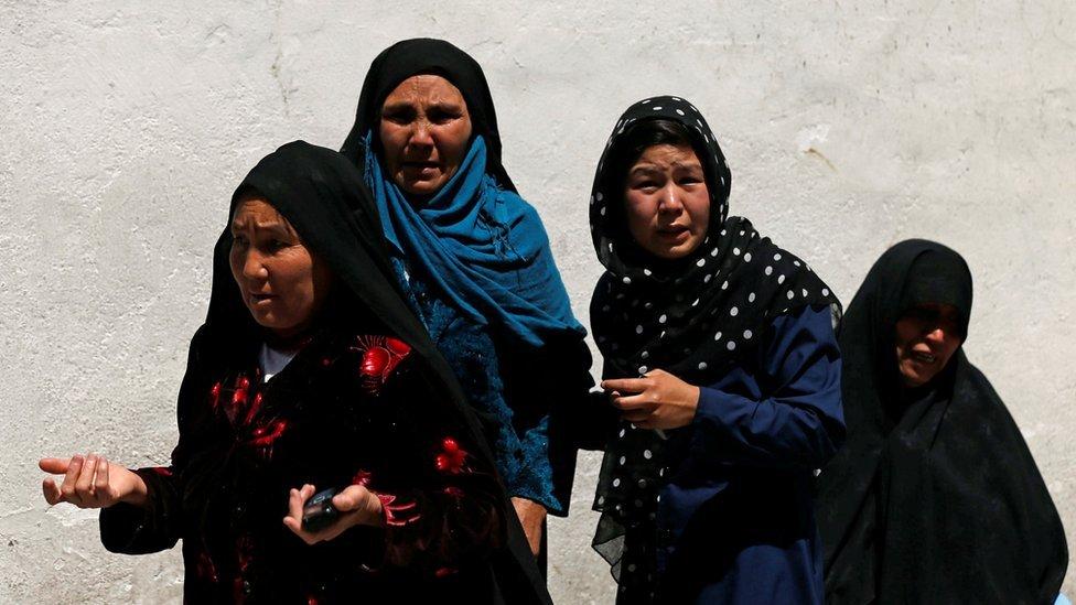 Afghanistan: Kabul voter centre suicide attack kills 52