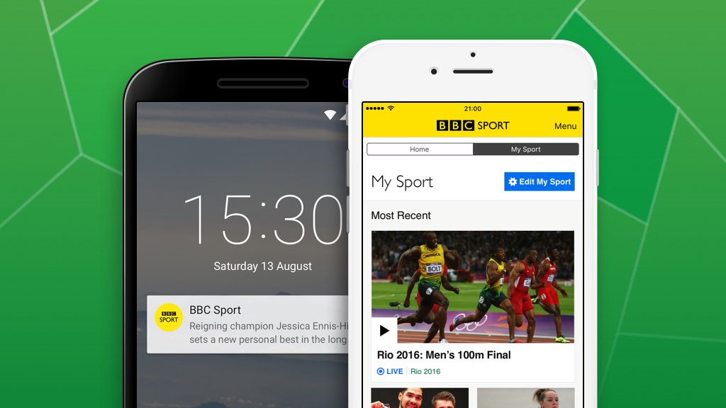 Football alerts, newsletters and social media