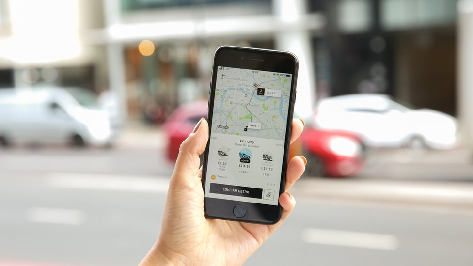 Uber gives drivers sick pay and parental leave