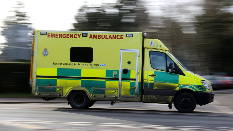 Patients suffered 'severe harm' in ambulance delays