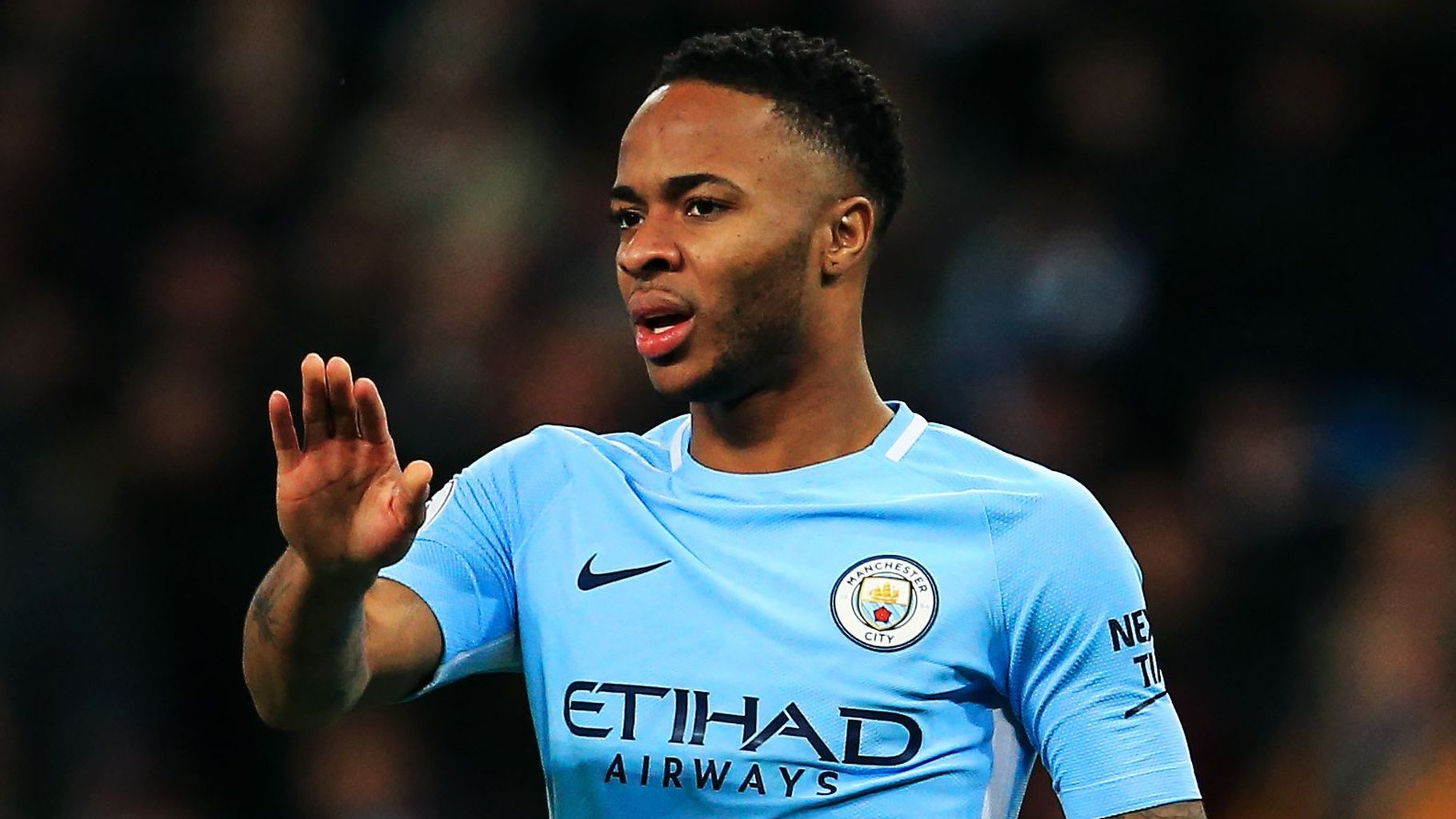 Raheem Sterling: Man City players are being 'butchered' by bad tackles