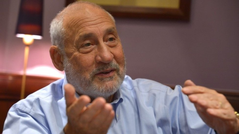 Stiglitz: independent Scots currency union plan 'a mistake'