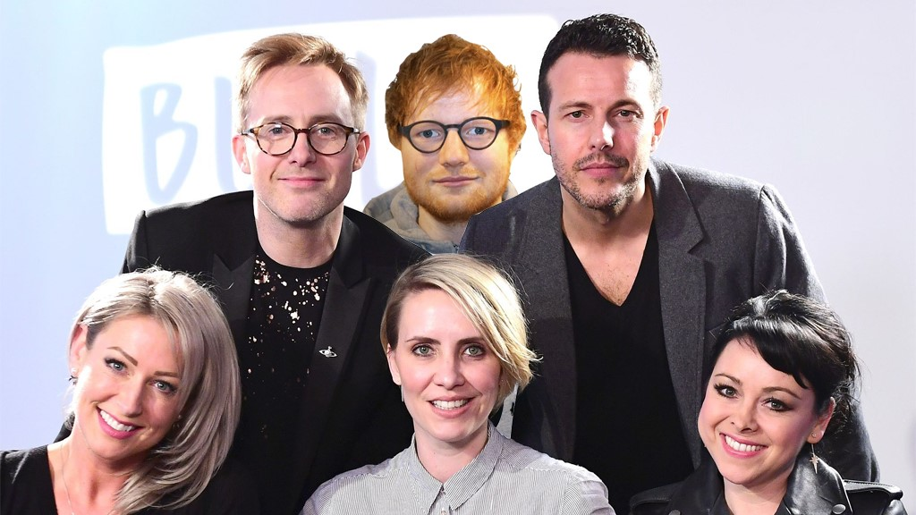 Steps fail to oust Ed Sheeran from number one - but Clean Bandit succeed