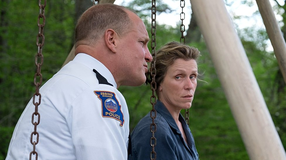 "Fotograma de ""Three Billboards Outside Ebbing, Missouri"" (Foto: IMDB)"