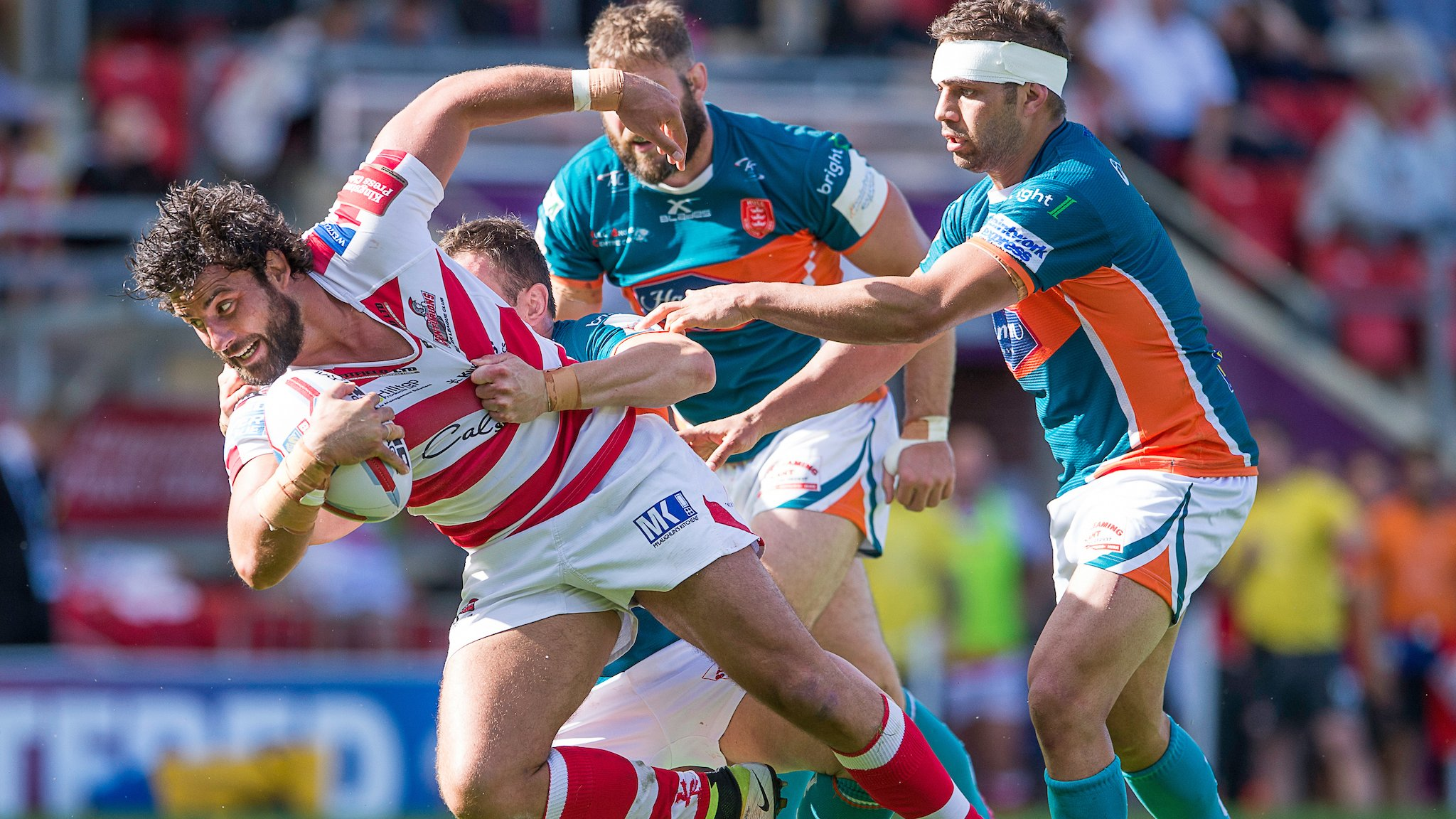Qualifiers: Leigh Centurions 16-20 Hull KR