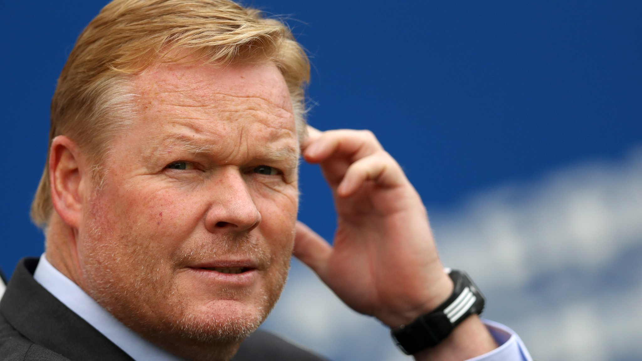 Why Koeman must hope to hang on until January - analysis