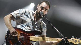 BBC - Newsbeat - Two Door Cinema Club: It's the right time for us to headline