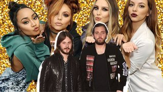 BBC - Newsbeat - You Me At Six versus Little Mix in 'biggest number one race'