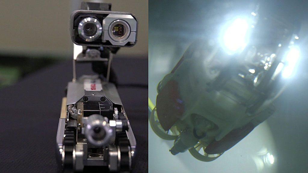 Fukushima disaster: The robots going where no human can