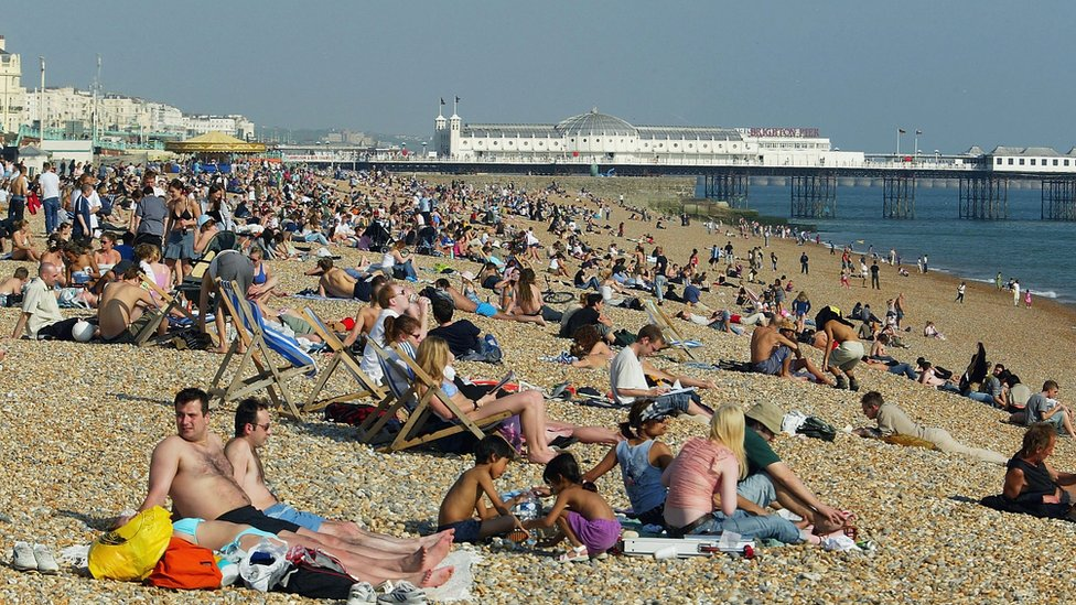 Deaths spiked during UK heatwave