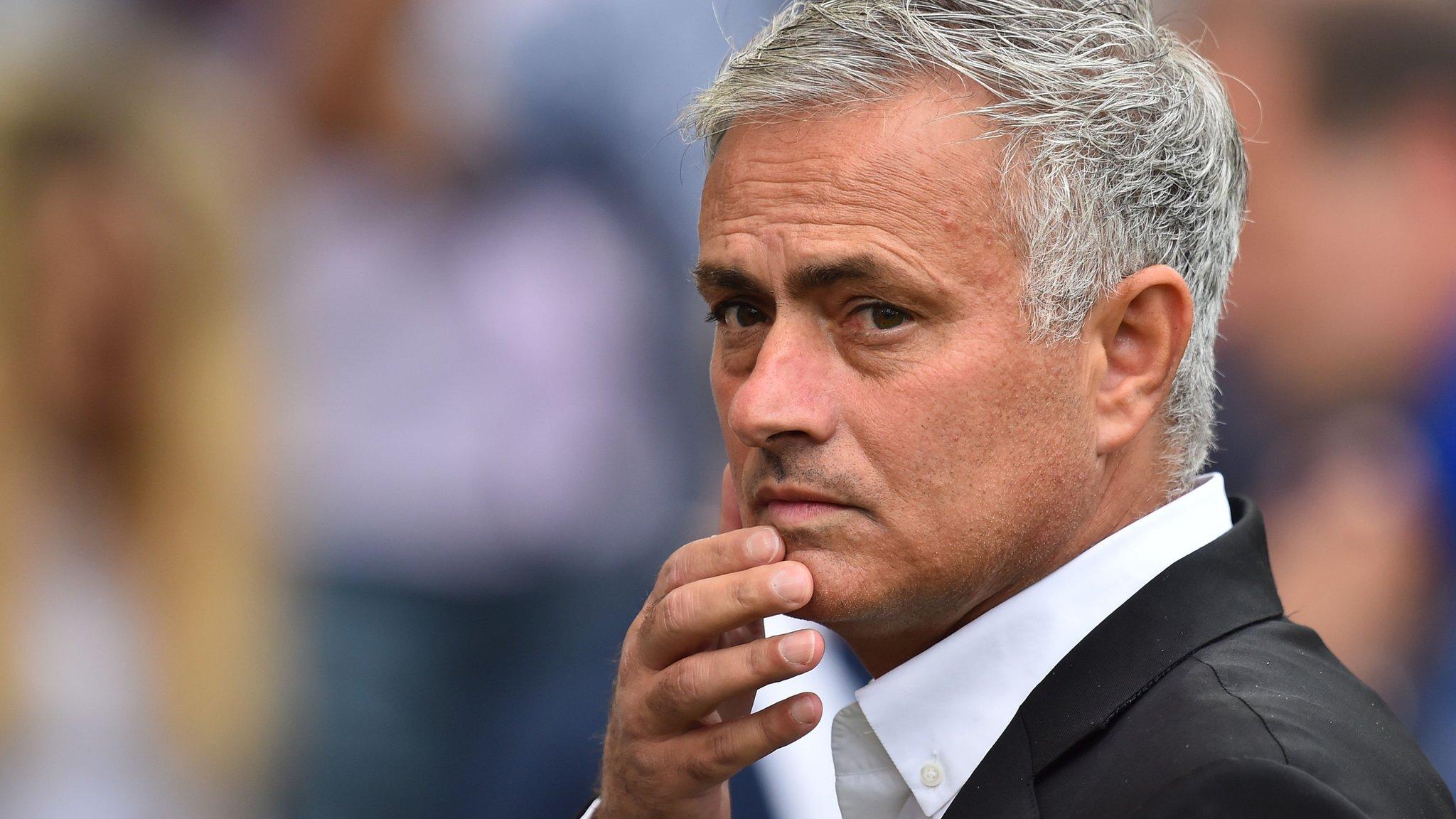 Man Utd back Mourinho and deny Zidane interest