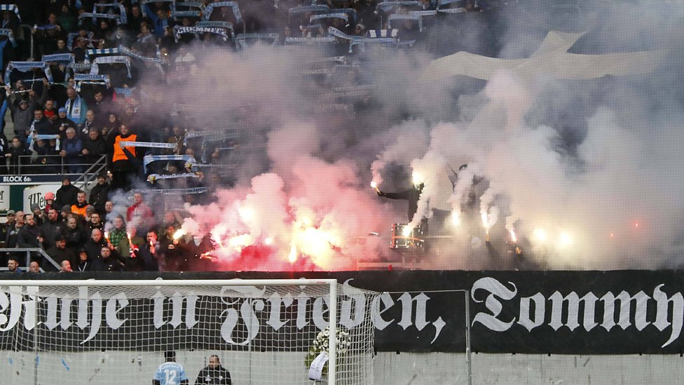 Chemnitzer FC: Far-right tribute taints German football club