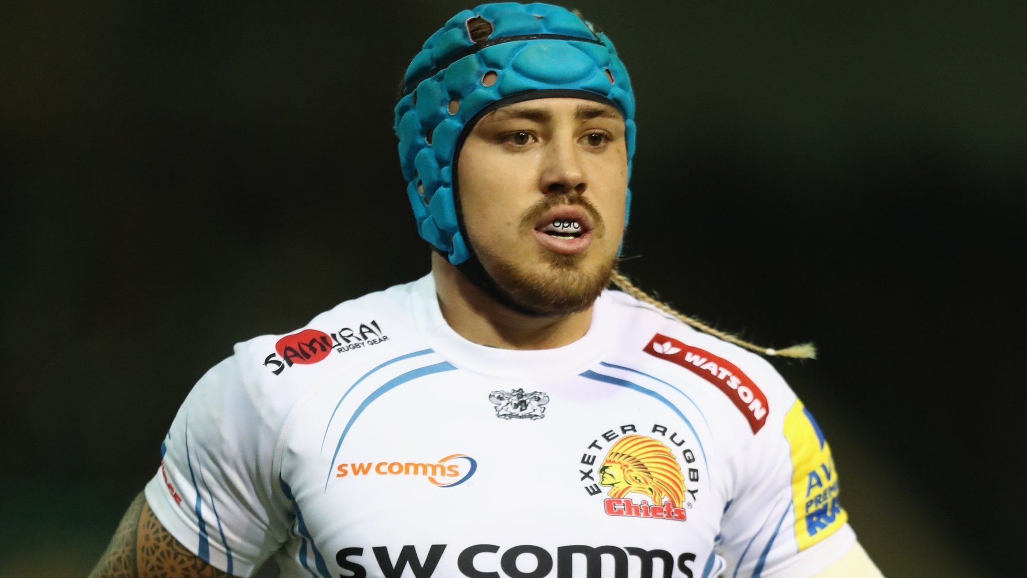 Jack Nowell: Exeter Chiefs wing targets Premiership top spot going into play-offs
