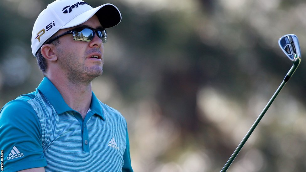 Barracuda Championship: Martin Laird holds narrow lead after round one