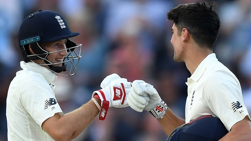 Highlights: Cook & Root feast on Windies bowling