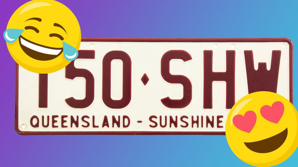 Emoji Number Plates: Which Would You Choose?