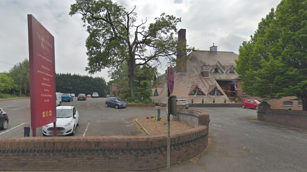 Galgorm Resort owners buy Templeton Hotel in '£7m investment'