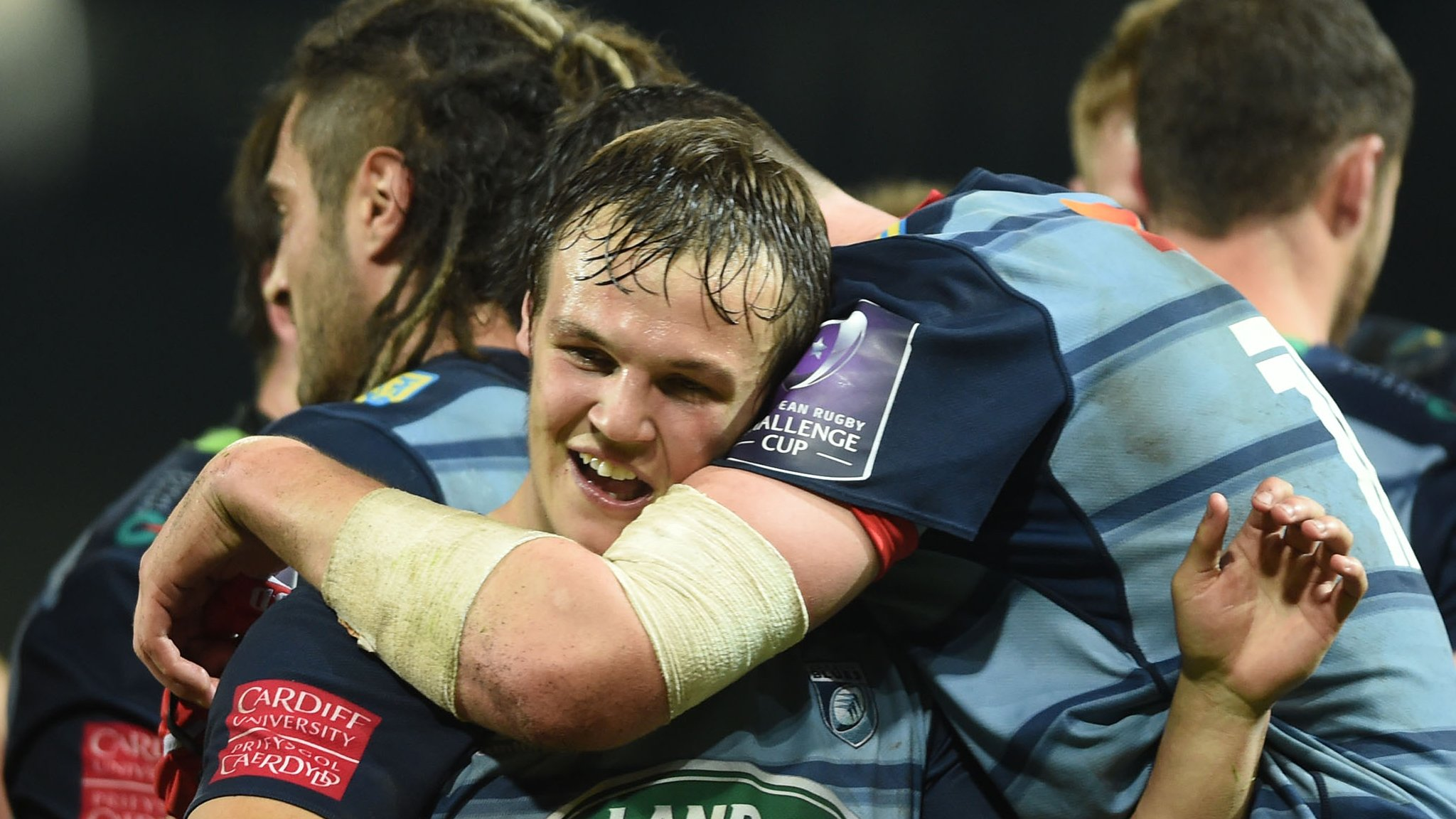 Blues v Glasgow Warriors: Wales squad trio all start for hosts