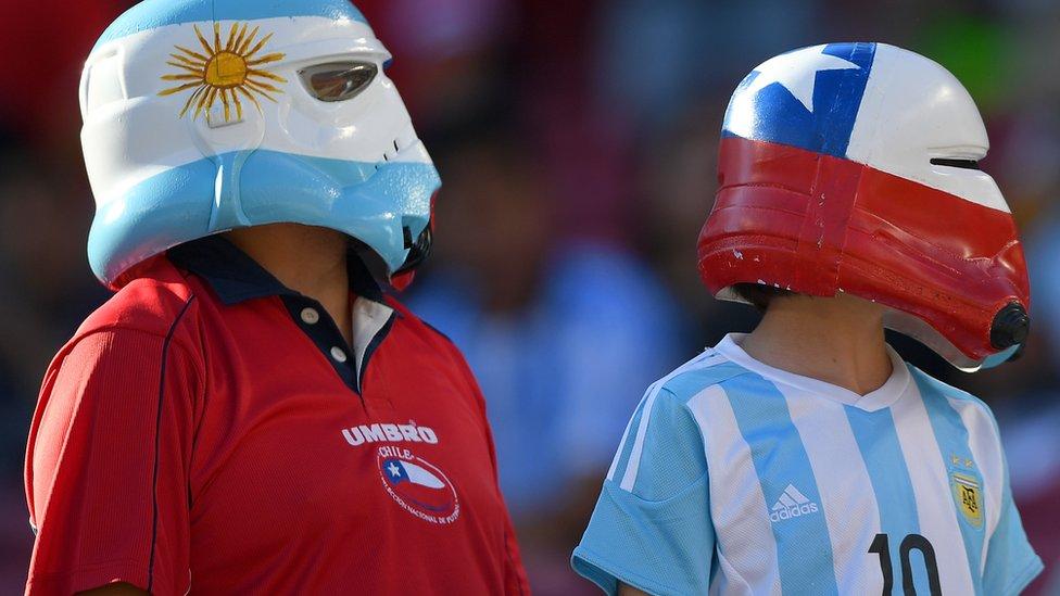 Tanto Argentina como Chile están en riesgo de no clasificar a Rusia 2018.