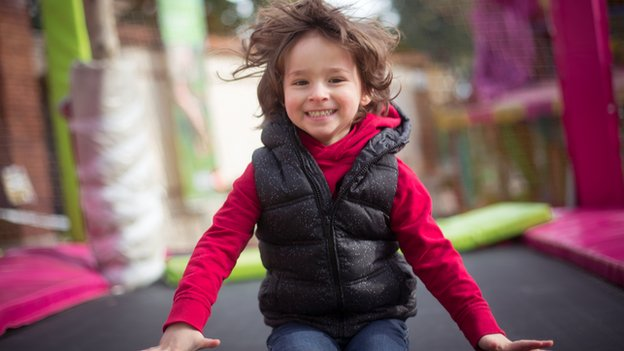How physical activity supports children with SEND