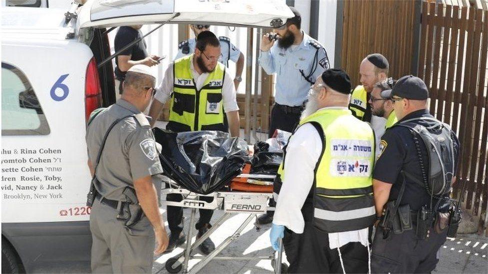 Tiroteo en el casco antiguo de Jerusalén deja dos policías muertos
