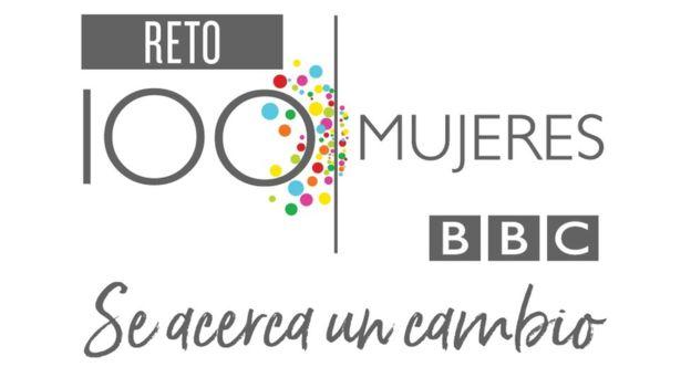 Logo de 100 mujeres