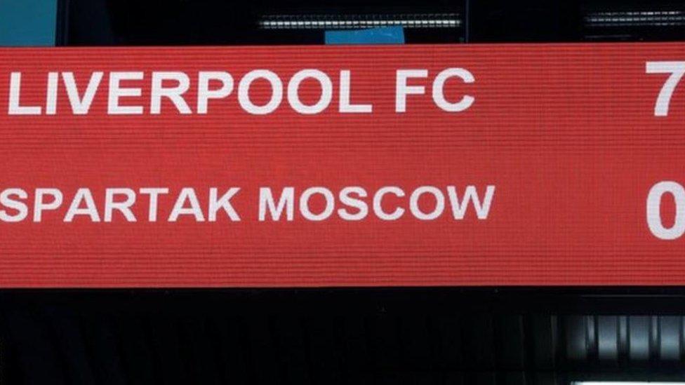 سبارتاك موسكو