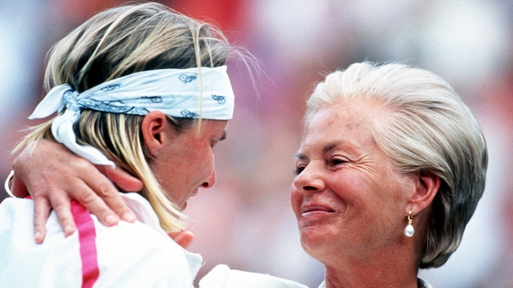 Wimbledon will not be the same without Novotna - Duchess of Kent