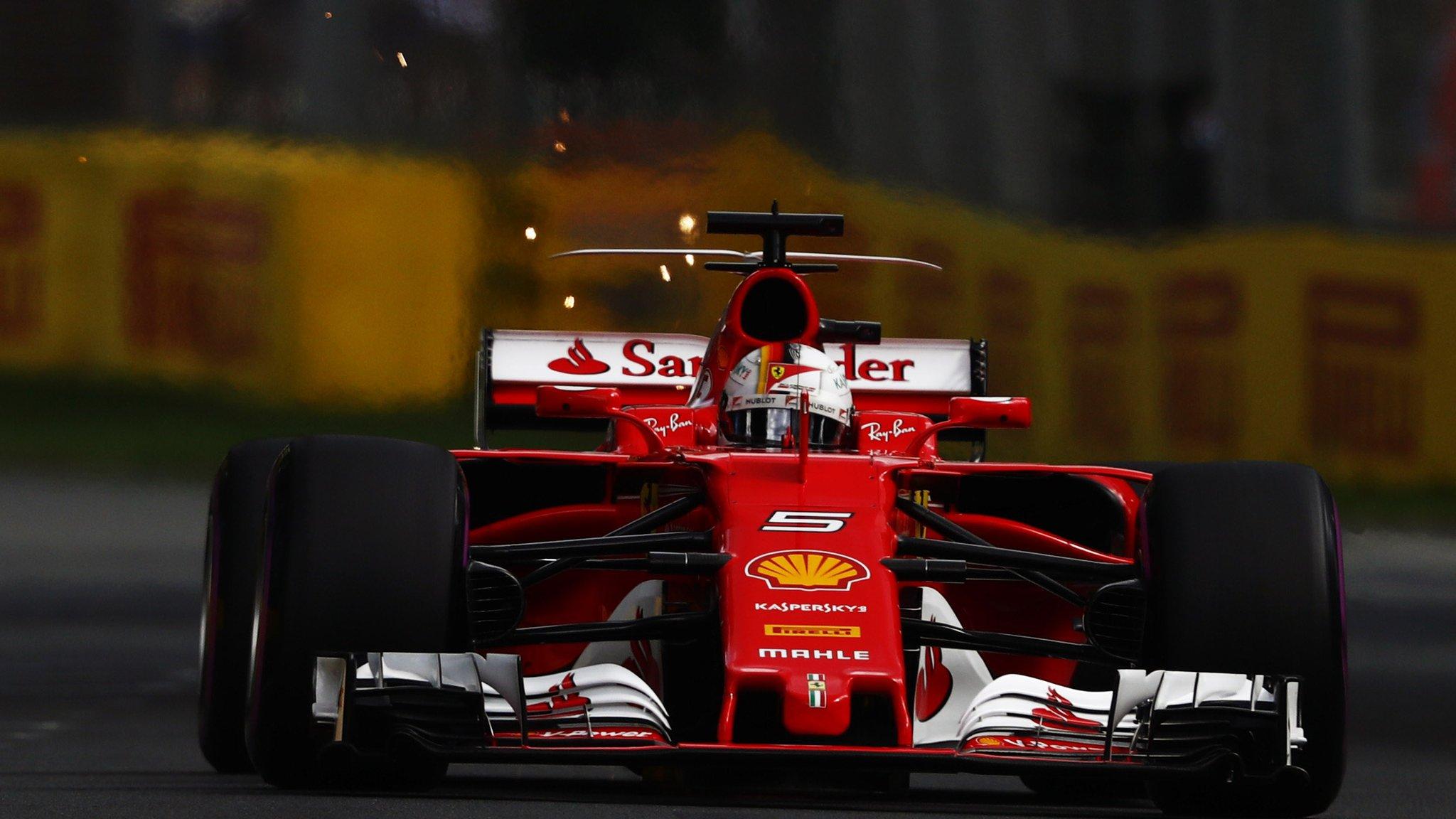 Vettel fastest in final Australian GP practice