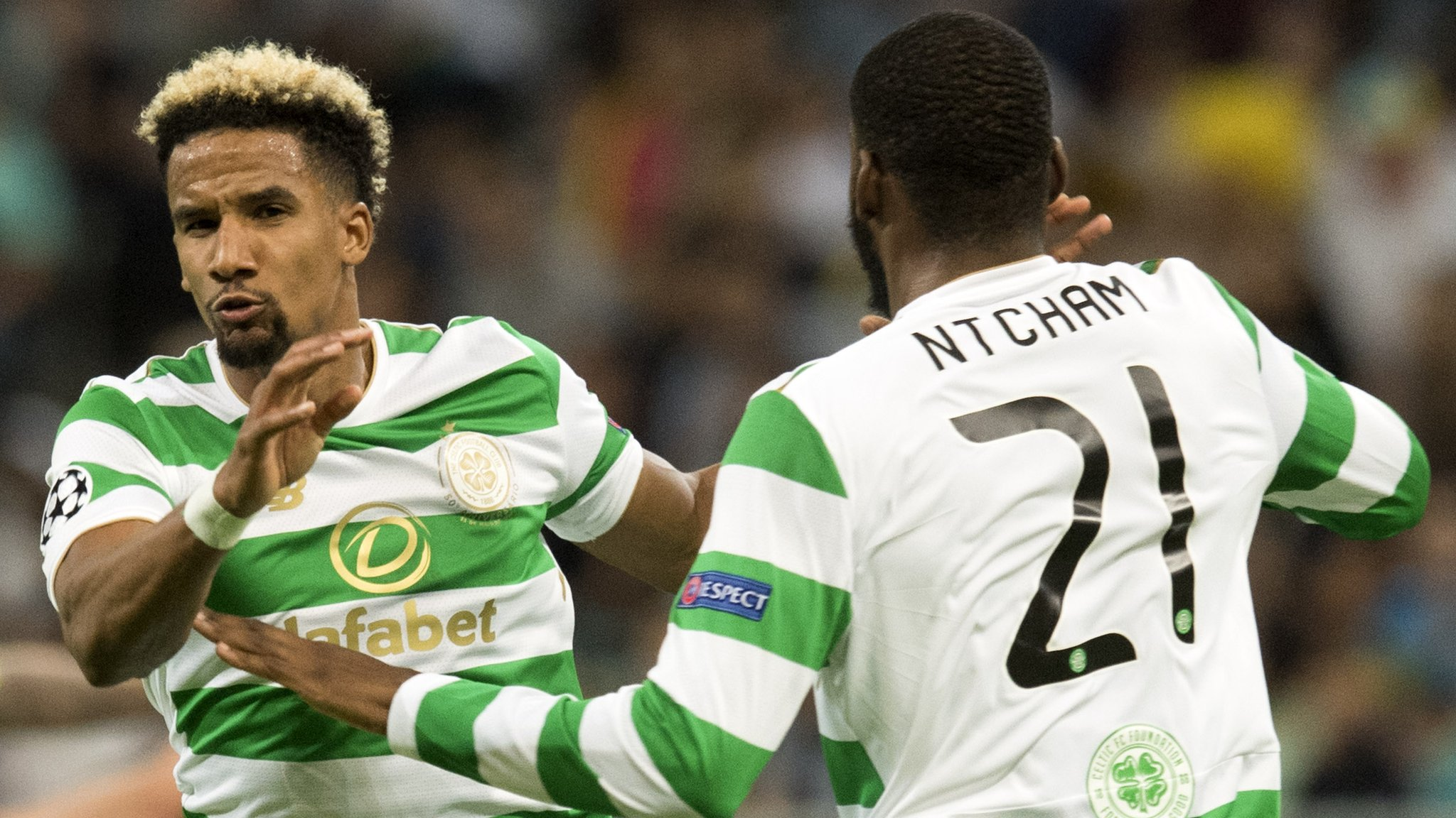Celtic reach Champions League with 8-4 aggregate win
