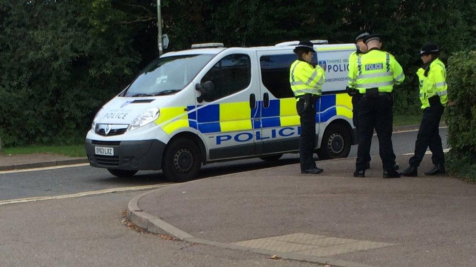 Oxford abduction: Descriptions of schoolgirl's rapists released