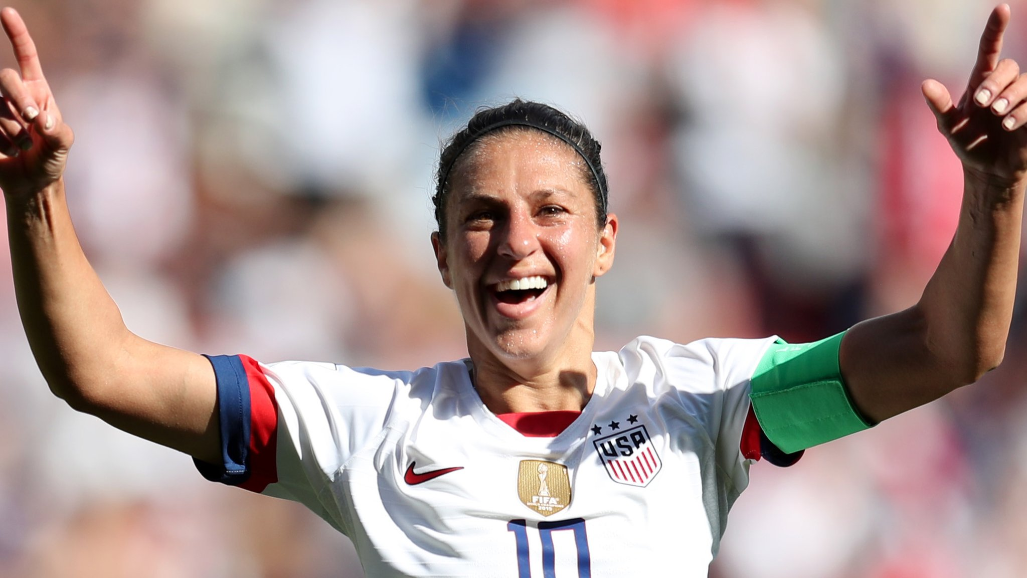 Women's World Cup: USA beat Chile 3-0 to reach last 16