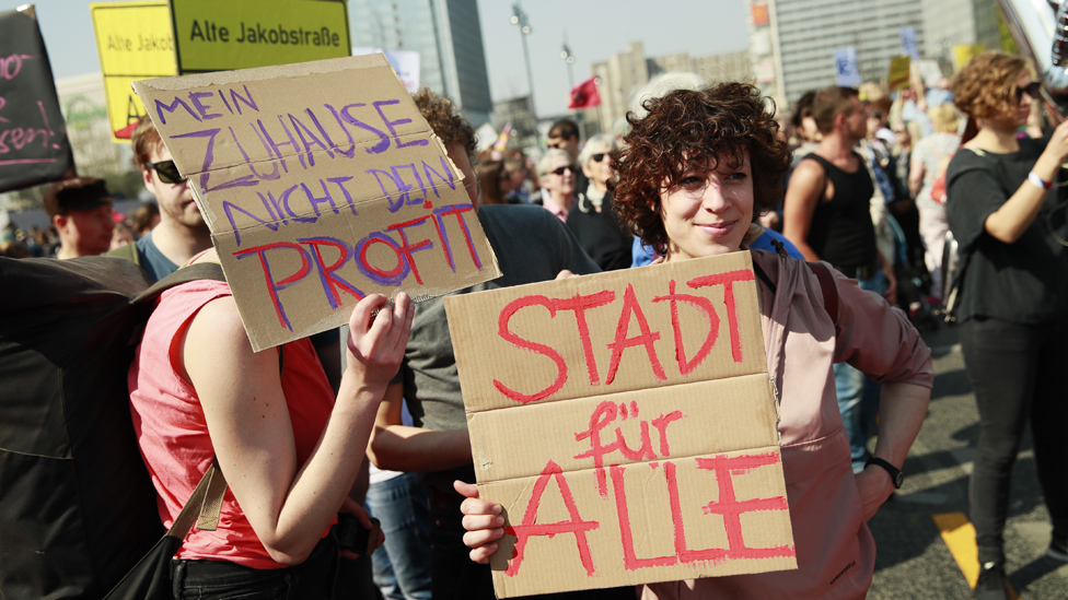 Berlin backs five-year rent freeze amid housing pressure