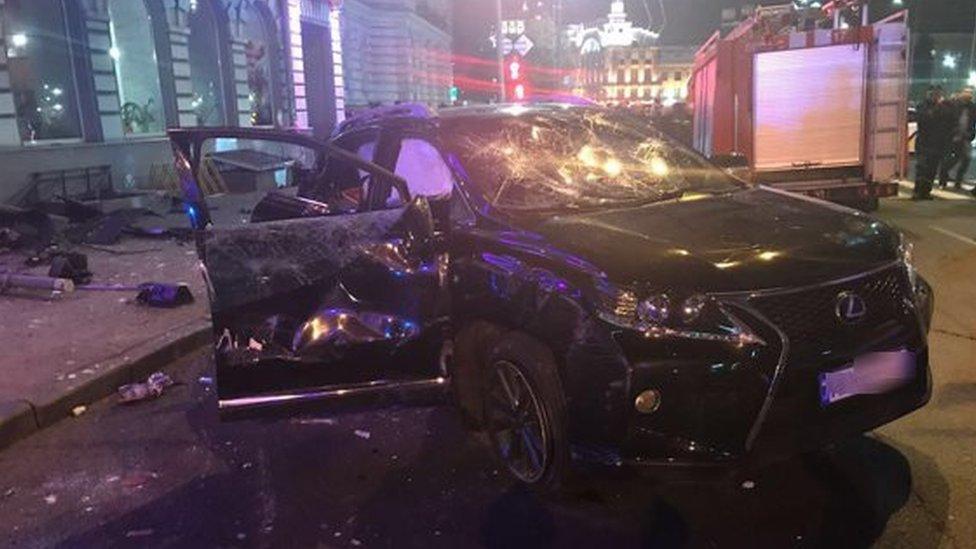 У ДТП в Харкові загинули щонайменше п'ятеро людей
